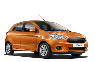 Next-Gen Figo at Aarna Ford