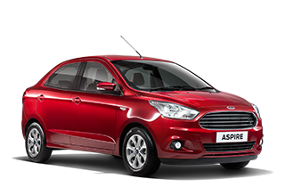 Ford Aspire at Aarna ford